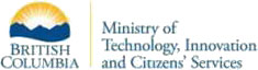 BC Ministry of Technology, Innovation and Citizens' Services